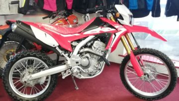 New Honda Crf 250 l